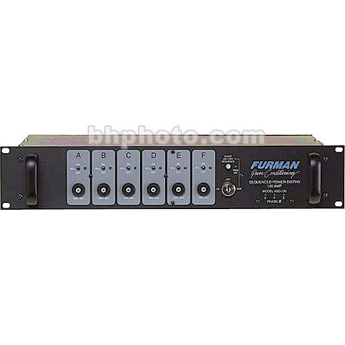 Furman 6-Channel Power Distributor