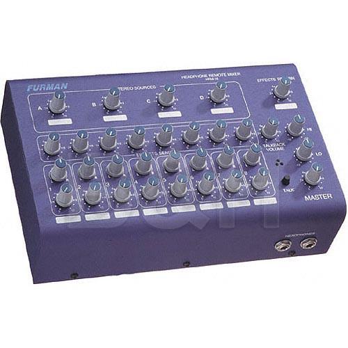 Furman HRM-16 - Headphone Mixing Station