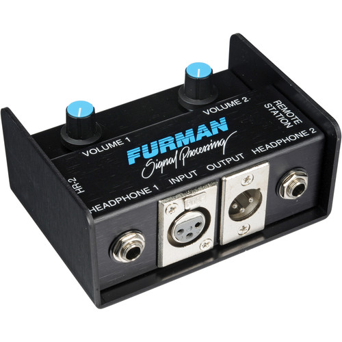 Furman HR-2 Remote Headphone Station