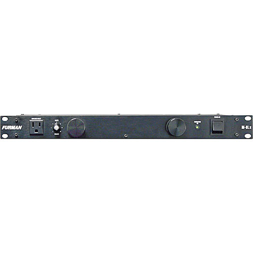 Furman M-8Lx Merit X Series 8 Outlet Power Conditioner & Surge Protector - with Dual Rack Lights