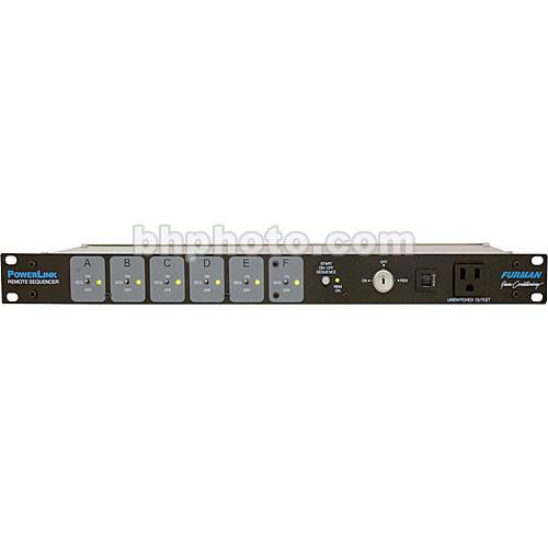 Furman PowerLink Remote AC Power Sequencer