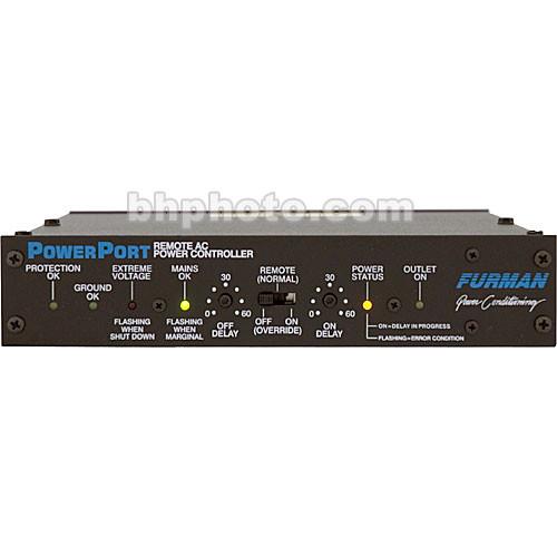 Furman PowerPort Remote AC Power Controller