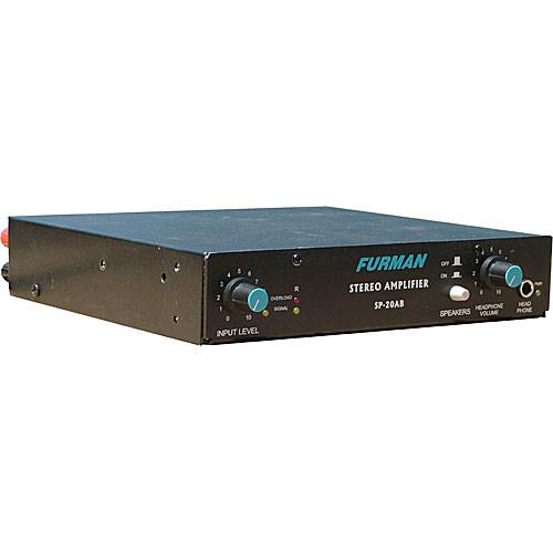 Furman SP-20AB - Power/Headphone Amplifier