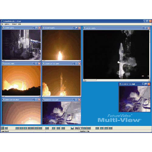 FutureVideo Multi-View Video Debriefing System