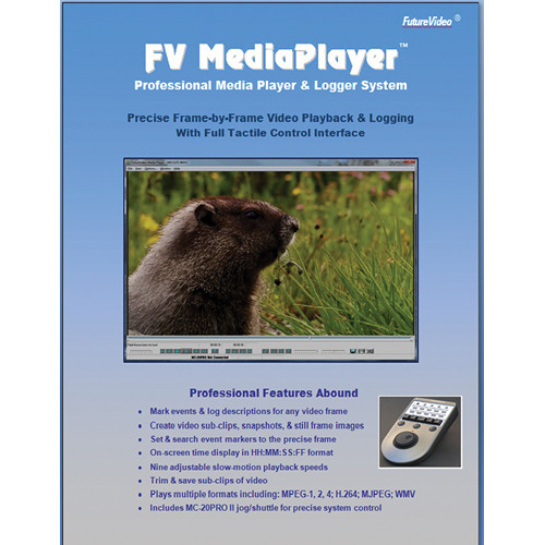 FutureVideo FV Media Player