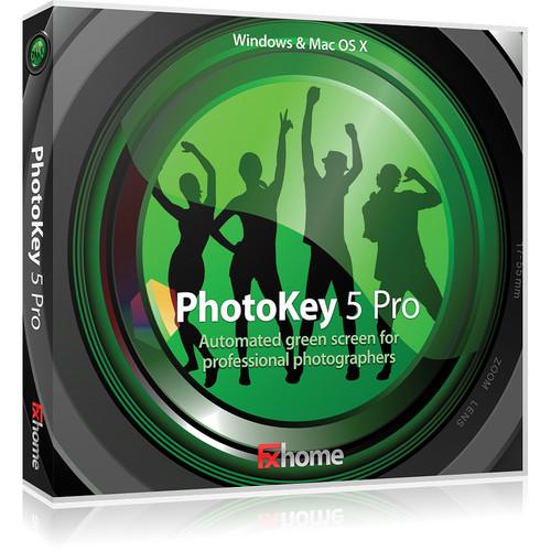 FXHOME PhotoKey 5 Pro (Box)