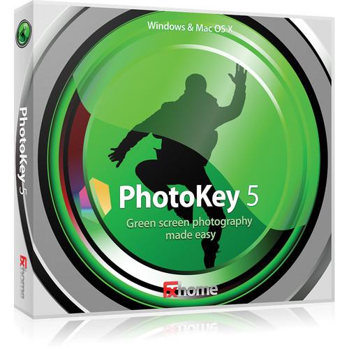 FXHOME PhotoKey 5 (Box)