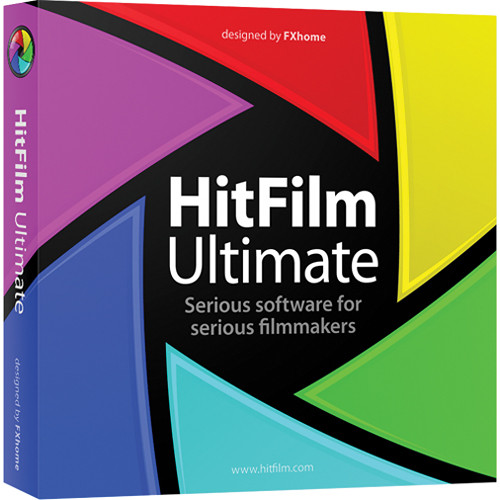 FXHOME HitFilm Ultimate Video Software