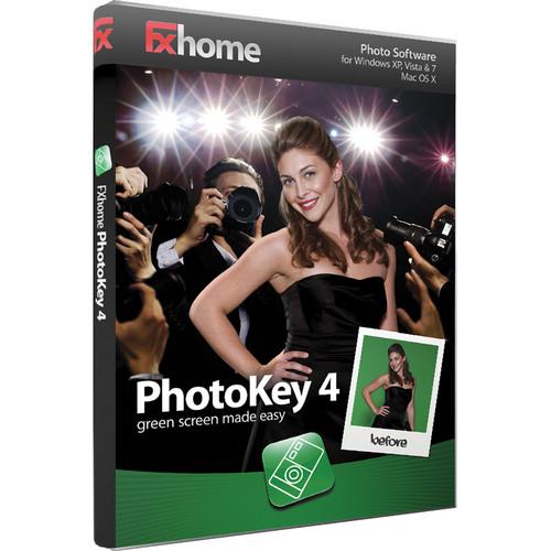 FXHOME PhotoKey 4 Software