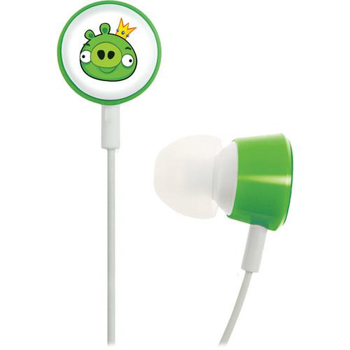 GEAR4 Angry Birds Tweeters Headphones (Pig King)