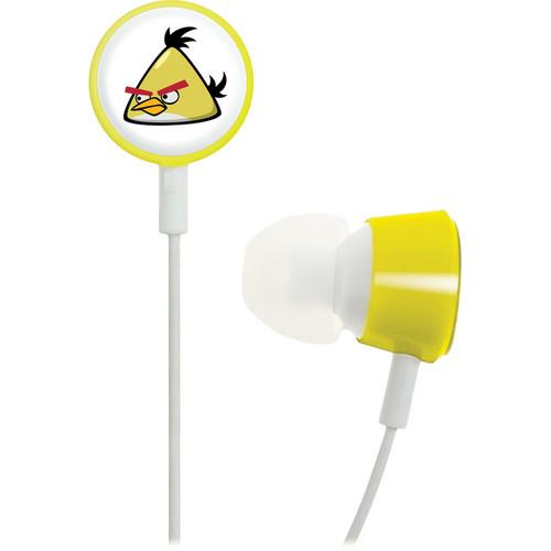 GEAR4 Angry Birds Tweeters Headphones (Yellow Bird)