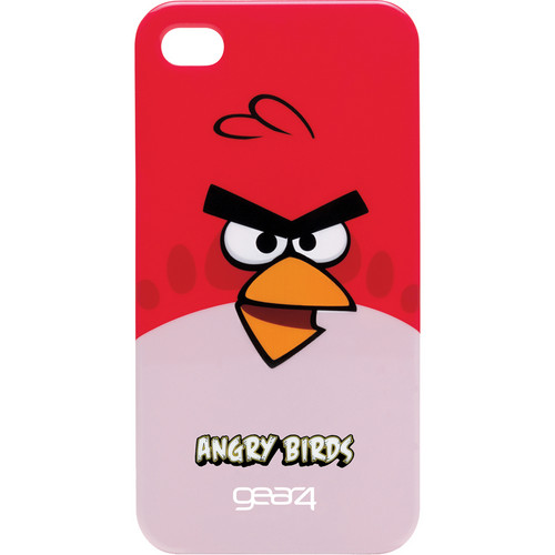 GEAR4 Angry Birds Red Bird for iPhone Case