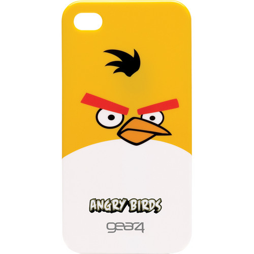 GEAR4 Angry Birds Yellow Bird for iPhone Case