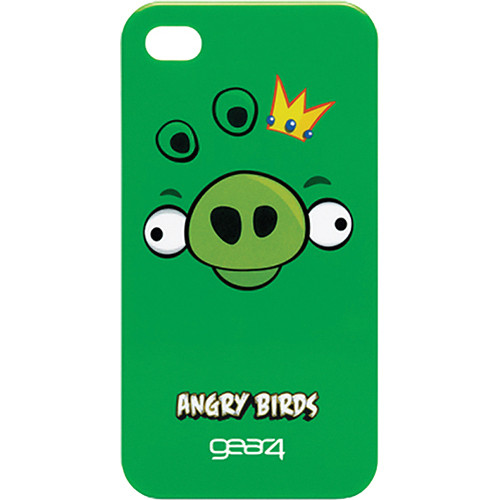 GEAR4 Angry Birds King Pig for iPhone Case