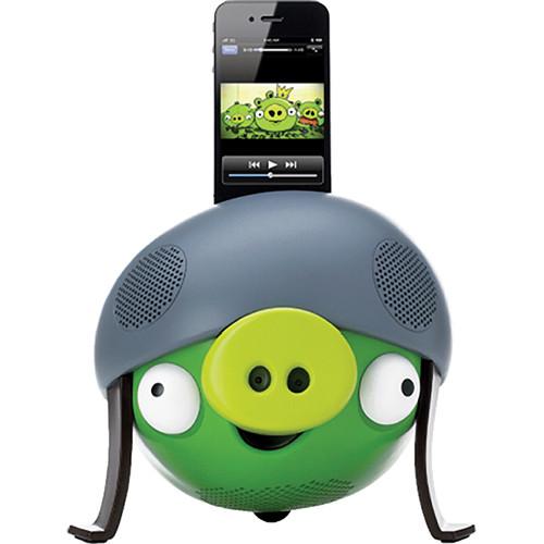 GEAR4 Angry Birds Helmet Pig Speaker