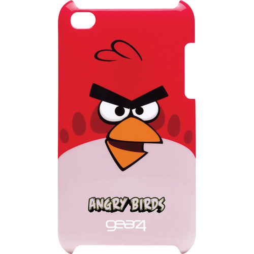 GEAR4 Angry Birds iPod touch Red Bird Case