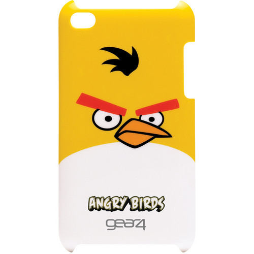 GEAR4 Angry Birds iPod touch Yellow Bird Case