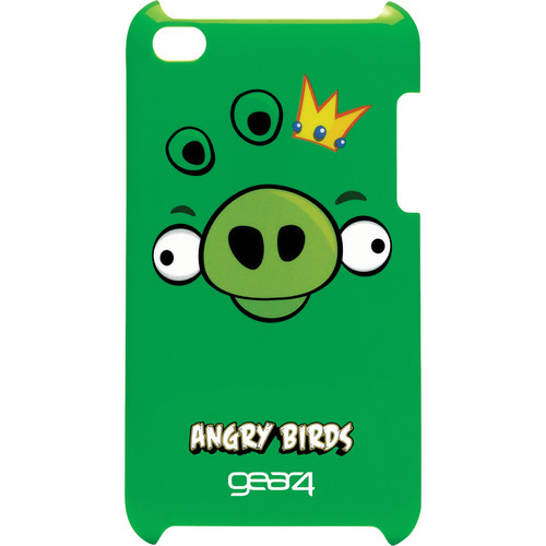 GEAR4 Angry Birds iPod touch King Pig Case