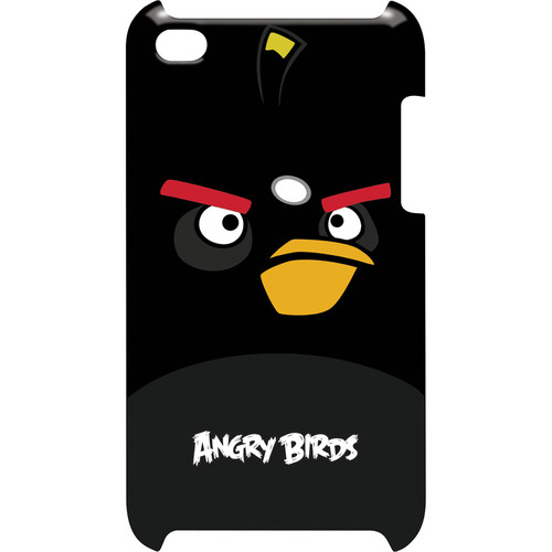 GEAR4 Angry Birds iPod touch Bomb Bird Case