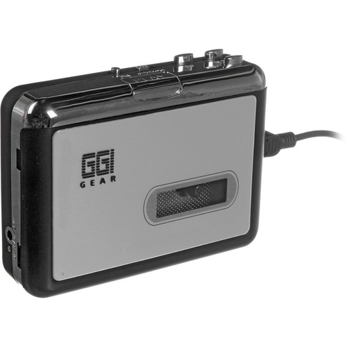 GGI USB Cassette to MP3 Converter