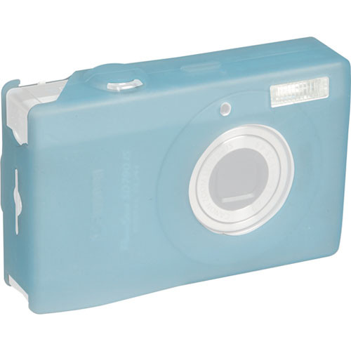 GGI Silicone Skin - for Canon PowerShot SD790 IS Digital Elph Camera (Light Blue)
