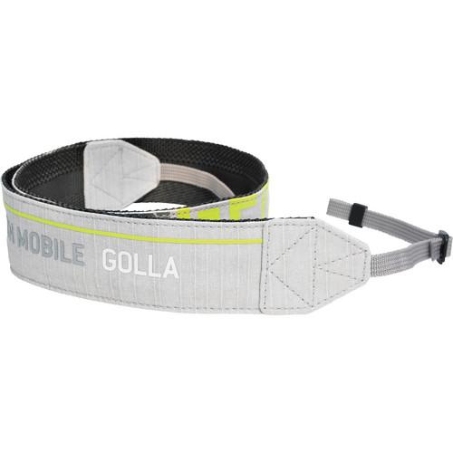 GOLLA Snap Camera Strap (Light Gray)