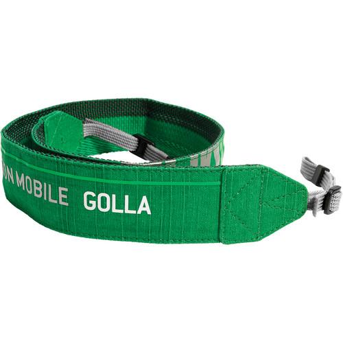 GOLLA Snap Camera Strap (Green)