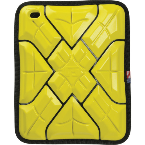 "G-Form Extreme Edge for iPad & 10"" Tablets (Yellow)"