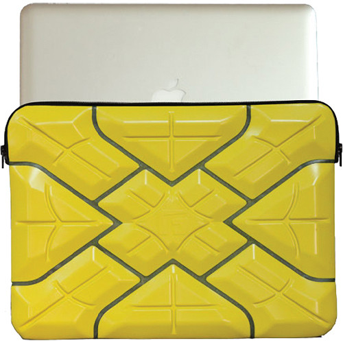 """G-Form Extreme Sleeve for 15"""" Laptop (Yellow)"""