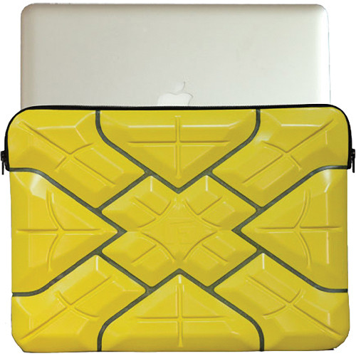 """G-Form Extreme Sleeve for 15.6"""" Laptop (Yellow)"""