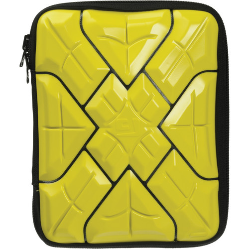 "G-Form Extreme Portfolio for iPad & 10"" Tablets (Yellow)"