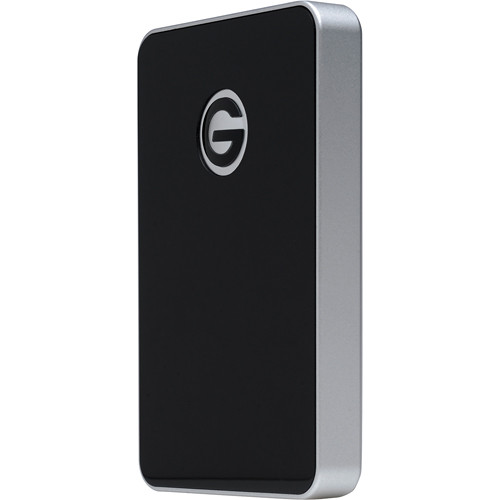 G-Technology 750GB G-DRIVE mobile Hard Drive