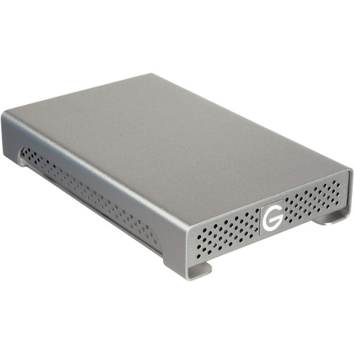 G-Technology 750GB G-DRIVE mini High-Speed Portable Drive