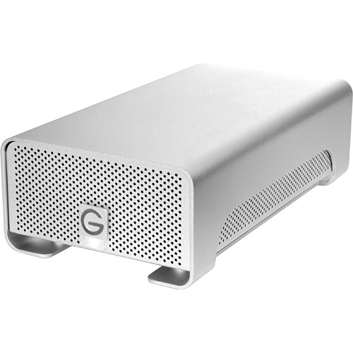 G-Technology 8 TB G-RAID External Dual Hard Drive Array
