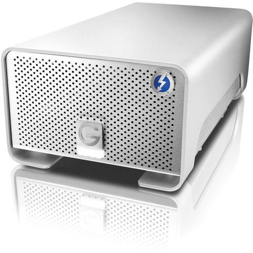 G-Technology 4TB G-RAID External Hard Drive Array with Thunderbolt