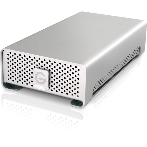 G-Technology 1.5TB G-RAID mini Dual-Drive External Hard Drive Array