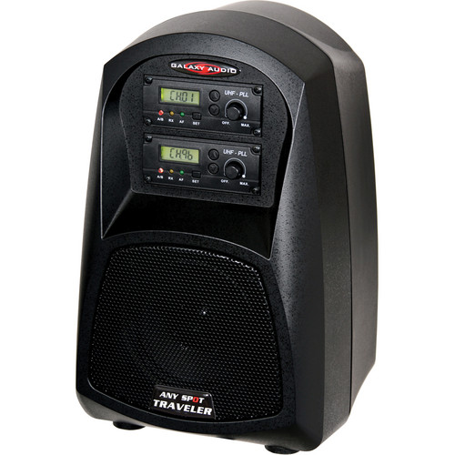 Galaxy Audio AS-TV5 Traveler 5 Portable Sound System