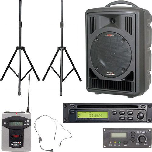 Galaxy Audio ASTV8C1SP Any Spot Traveler