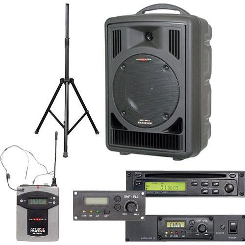Galaxy Audio ASTV8CT1SP Any Spot Traveler