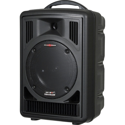 Galaxy Audio AS-TV8 Any Spot Traveler Portable PA