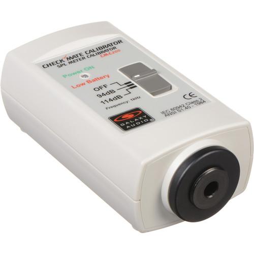 Galaxy Audio CM-C200 Calibrator for SPL Meter