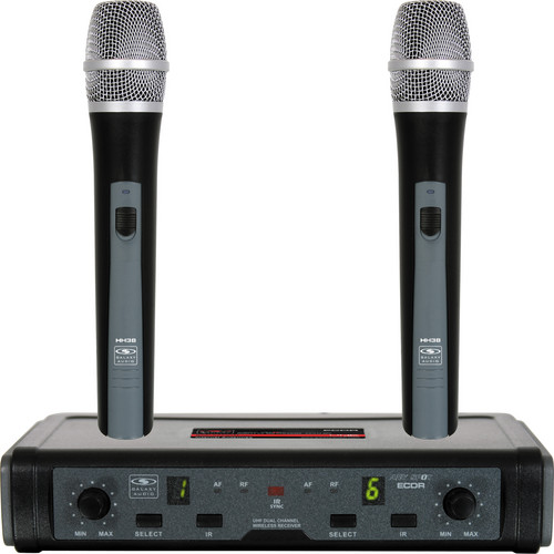 Galaxy Audio ECD Wireless Microphone System