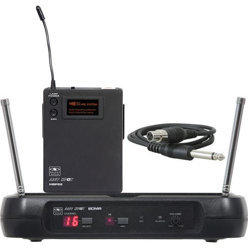 Galaxy Audio ECMR/52GTR Wireless Microphone System