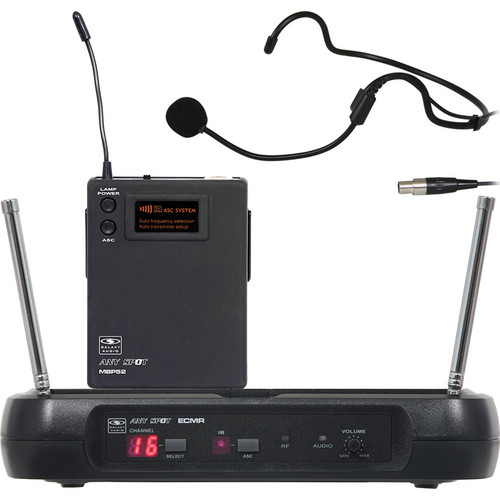 Galaxy Audio ECM Wireless Microphone System