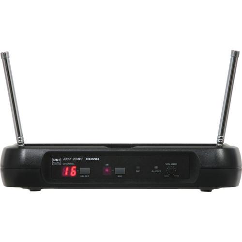 Galaxy Audio ECMR Wireless Microphone Receiver