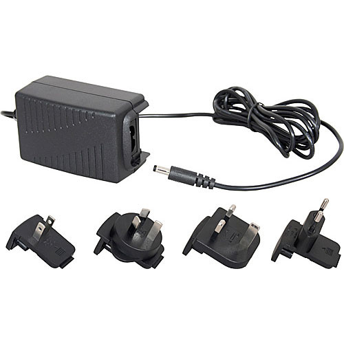 Galaxy Audio JIB/UA4.5-14 4.5V Universal Power Adapter (100-240VAC, 50/60Hz)