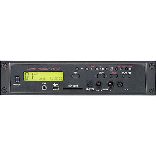Galaxy Audio RM-DIGIREC Rack Mount Digital Audio Recorder