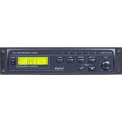 Galaxy Audio RM-TUNER AM/FM Digital Rackmount Tuner