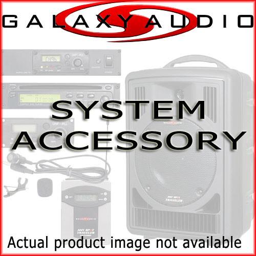 Galaxy Audio YBSAW Yoke Mic Stand Bracket (White)