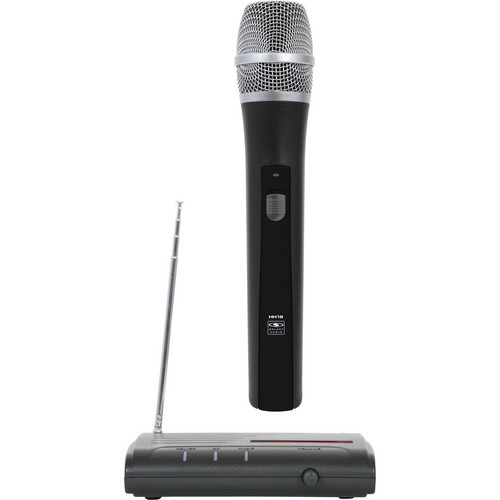 Galaxy Audio VES Wireless Handheld Microphone System (V54)